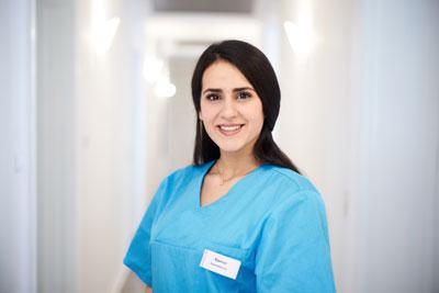 Zahnmedizinische Fachangestellte (ZMA)